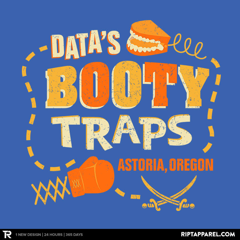 Data's Booty Traps