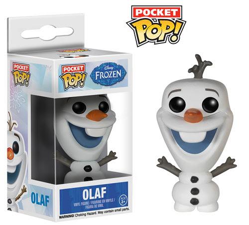 Frozen Pocket Pop! Olaf