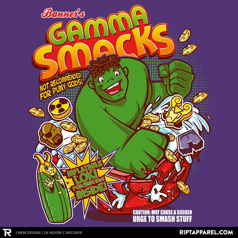 Gamma Smack