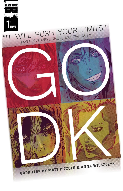 godkiller 1 second printing