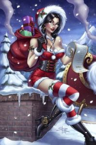 GrimmFairyTales2014HolidaySpecial-cover