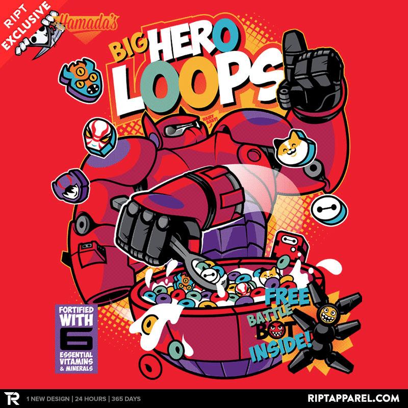 Hero Loops Cereal