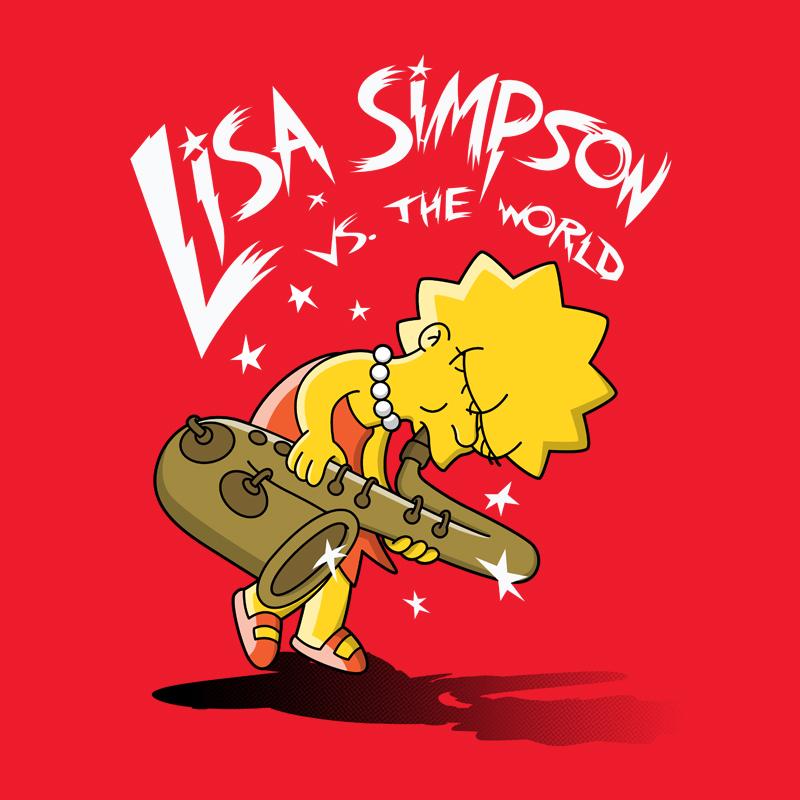 Lisa Vs. The World