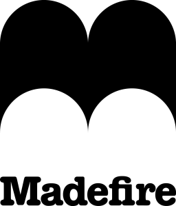 Madefire_M_logo_stack_black