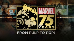 marvel 75 from pulp to pop