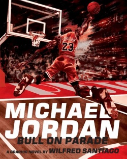 Michael Jordan Bull on Parade
