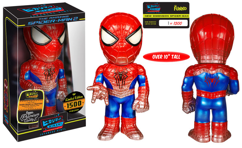 New Dimension Spider-Man Hikari Premium Sofubi Figure