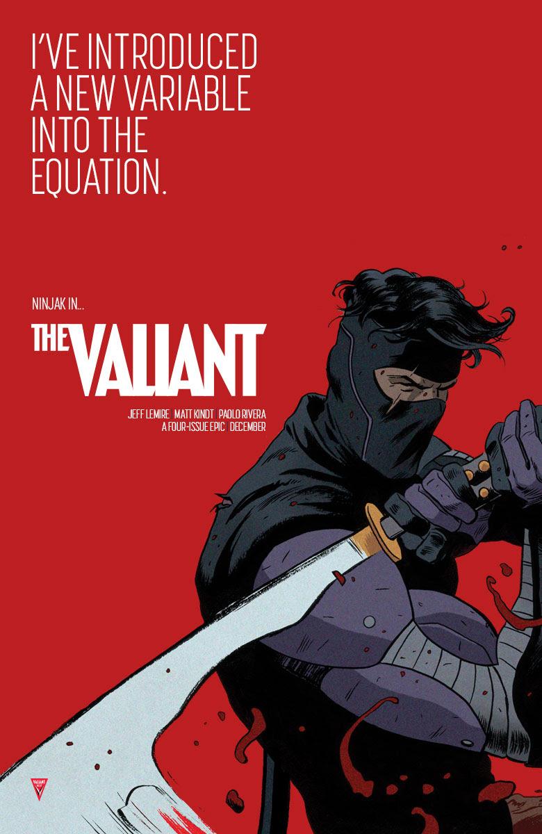 ninjak the valiant
