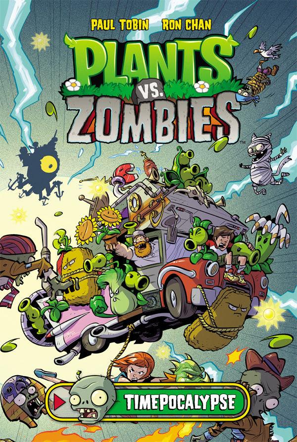 Plants vs. Zombies Timepocalypse