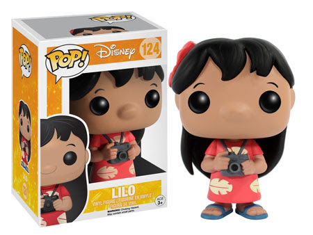 Pop! Disney Lilo and Stitch Lilo