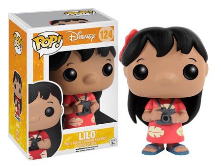 Pop! Disney Lilo and Stitch Lilo