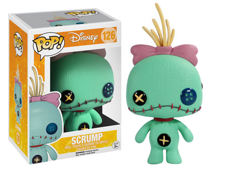Pop! Disney Lilo and Stitch Scrump
