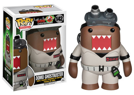 Pop! Movies Domo Ghostbusters Domo Ghostbuster