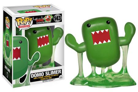 Pop! Movies Domo Ghostbusters Domo Slimer