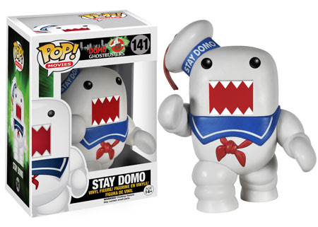 Pop! Movies Domo Ghostbusters Stay Domo