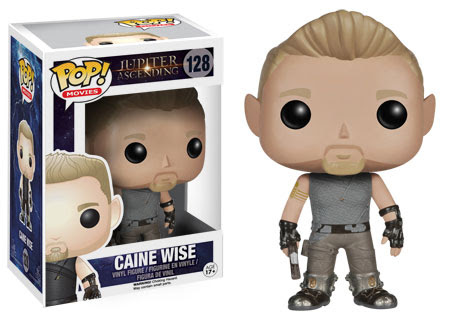 Pop! Movies Jupiter Ascending Caine Wise