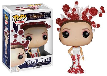 Pop! Movies Jupiter Ascending Queen Jupiter