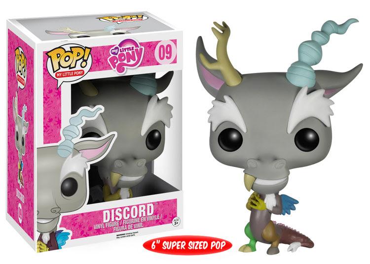 Pop! My Little Pony Discord