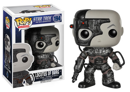 Pop! Television Star Trek The Next Generation  Locutus of Borg