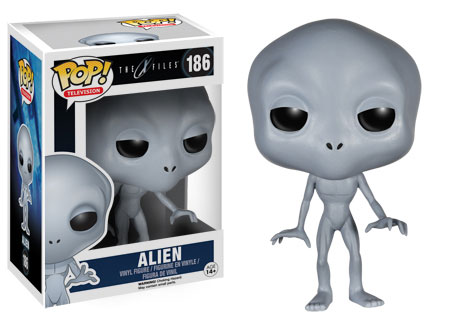 Pop! Television The X-Files Alien