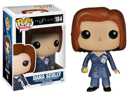 Pop! Television The X-Files Dana Scully