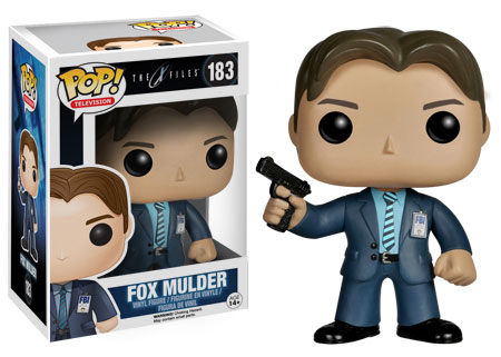 Pop! Television The X-Files Fox Mulder
