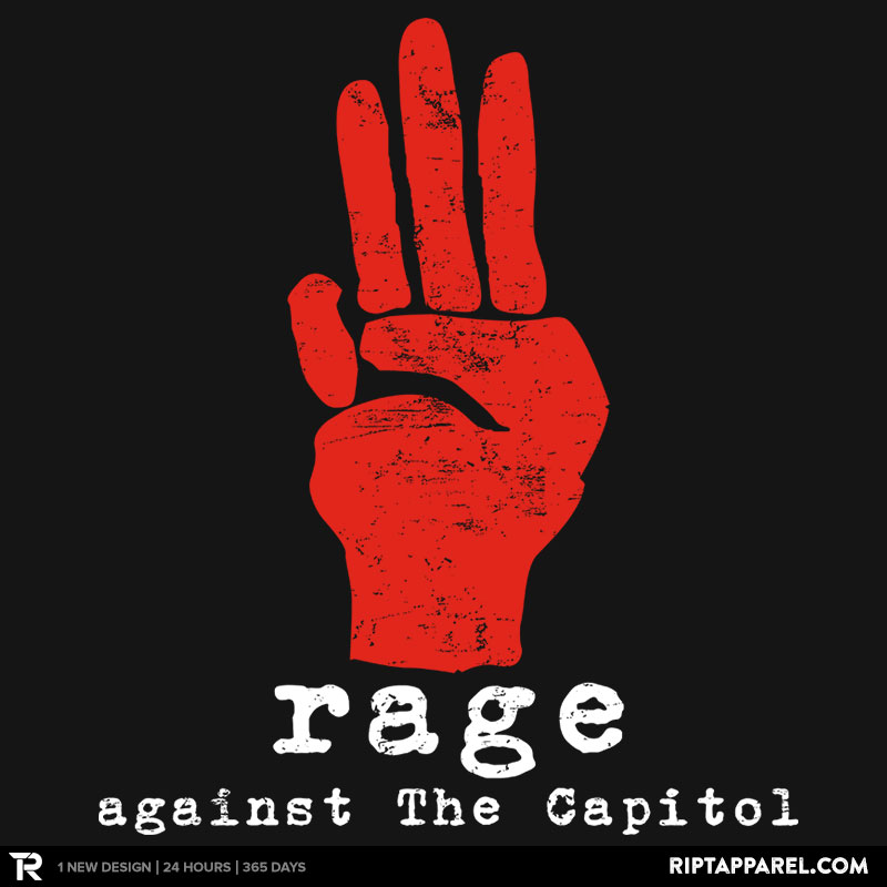 Rage Against The Capitol