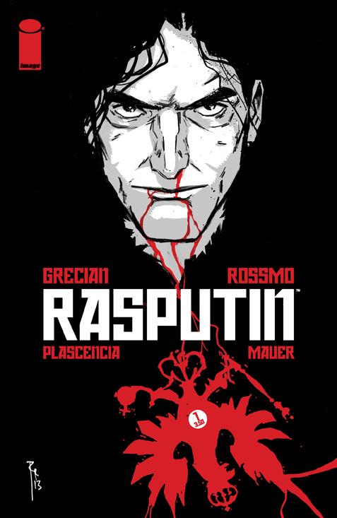 RASPUTIN #1 2nd printing