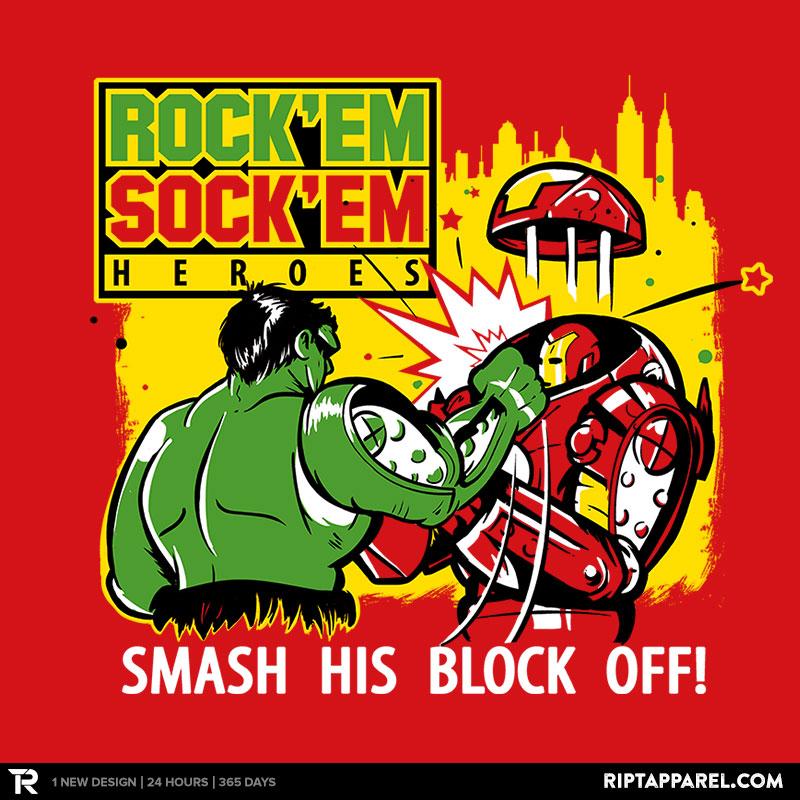 Rock'em Sock'em Heroes