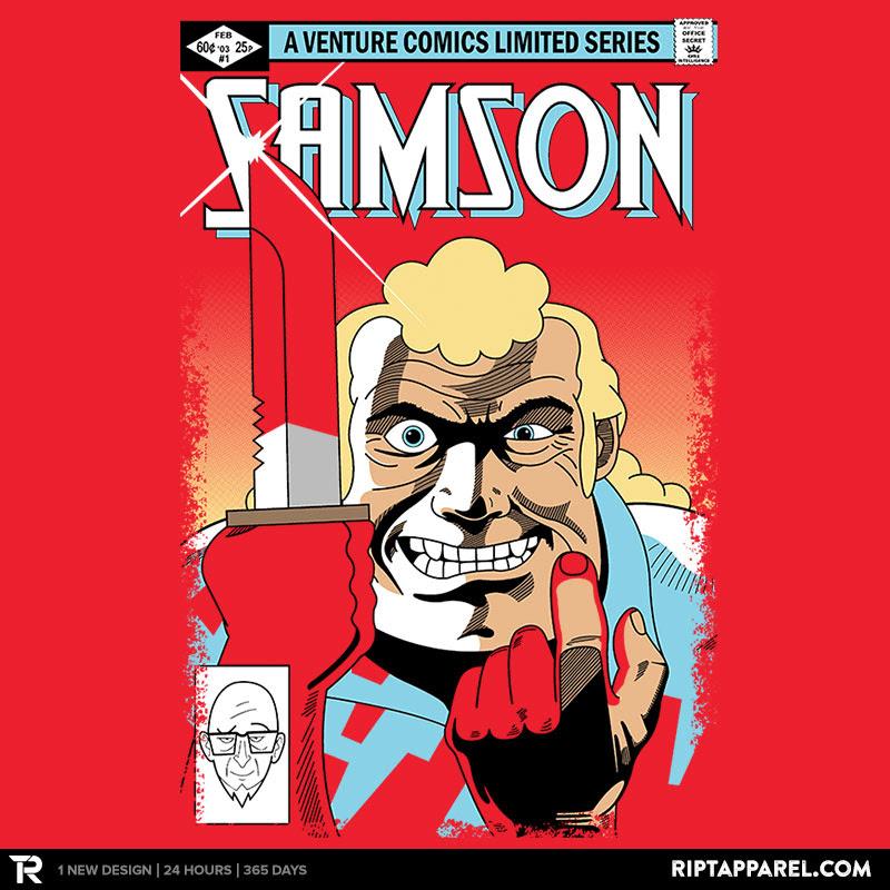 Samson #1