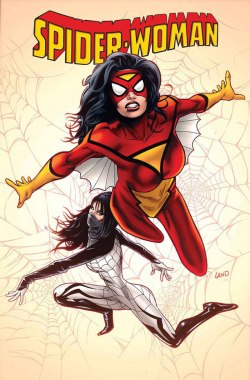 spider woman cover