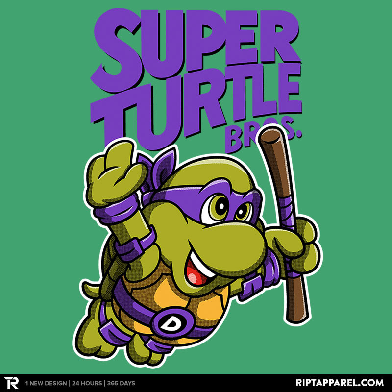 Super Donnie Bros. 3