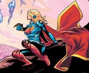 supergirl armour
