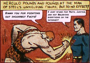 superman fact check