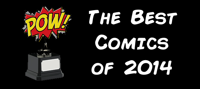 the best comics of 2014 featured