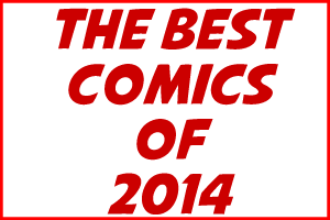 the best comics of 2014