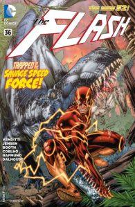 The Flash- cov