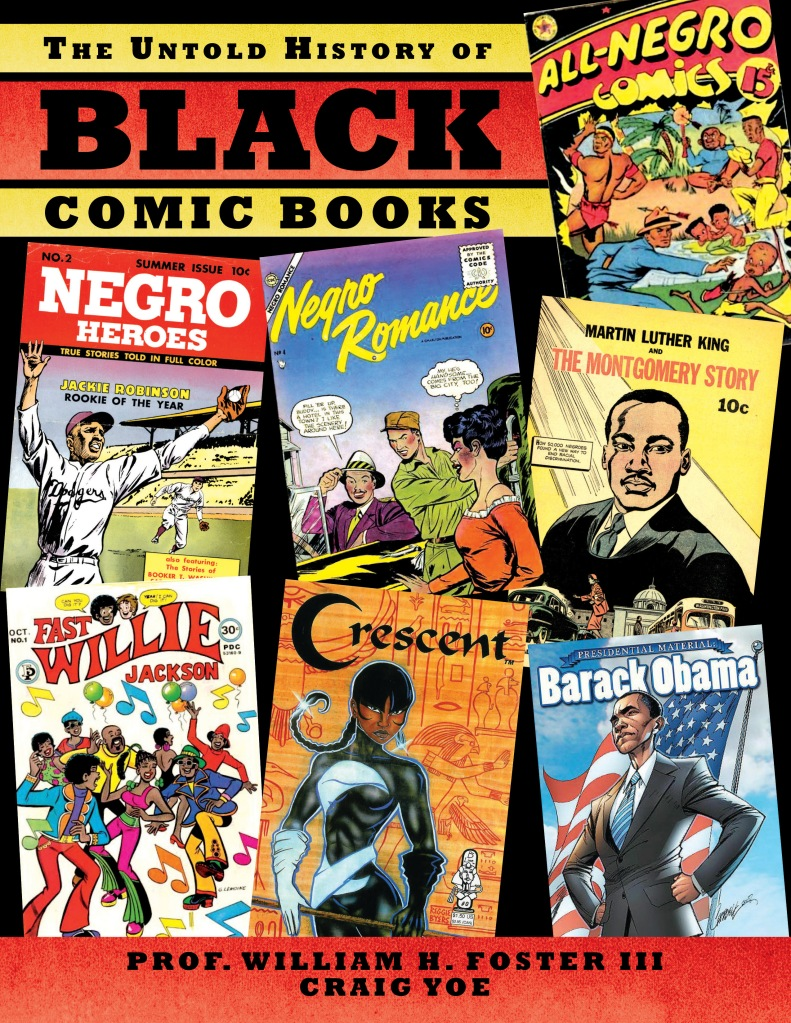 The Untold History Of Black Comic Books