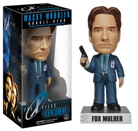 The X-Files Wacky Wobblers Fox Mulder