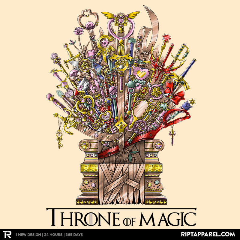 Throne of Magic!