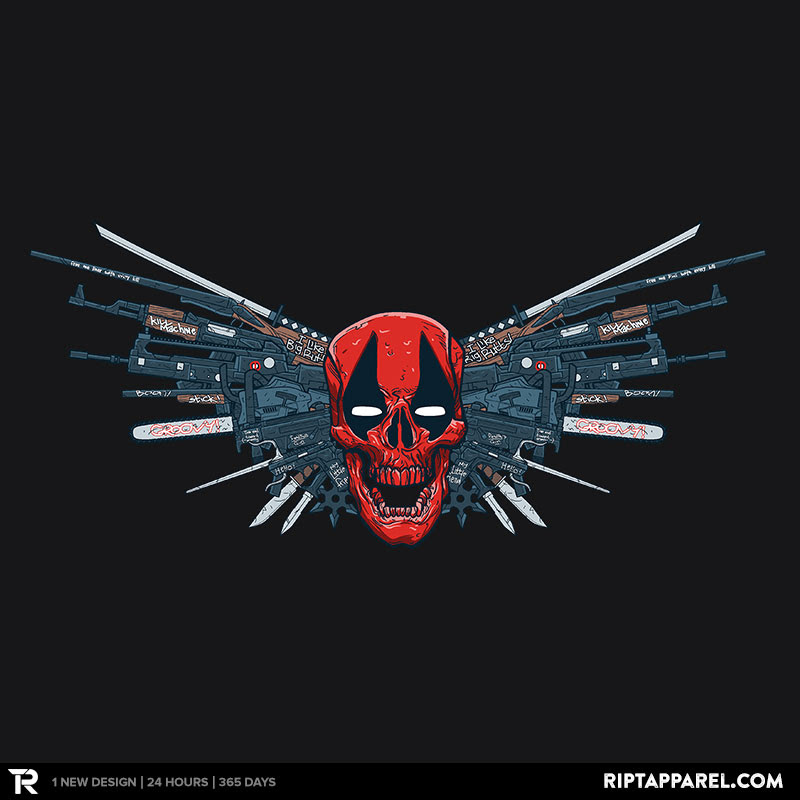 Weapon X-Pendable