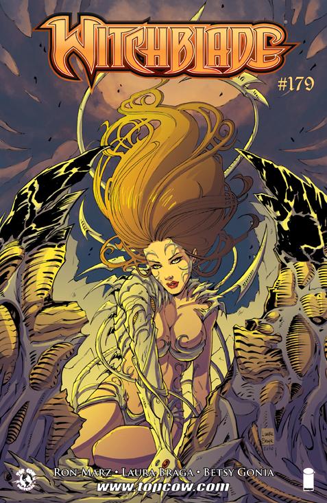 Witchblade179_CoverA