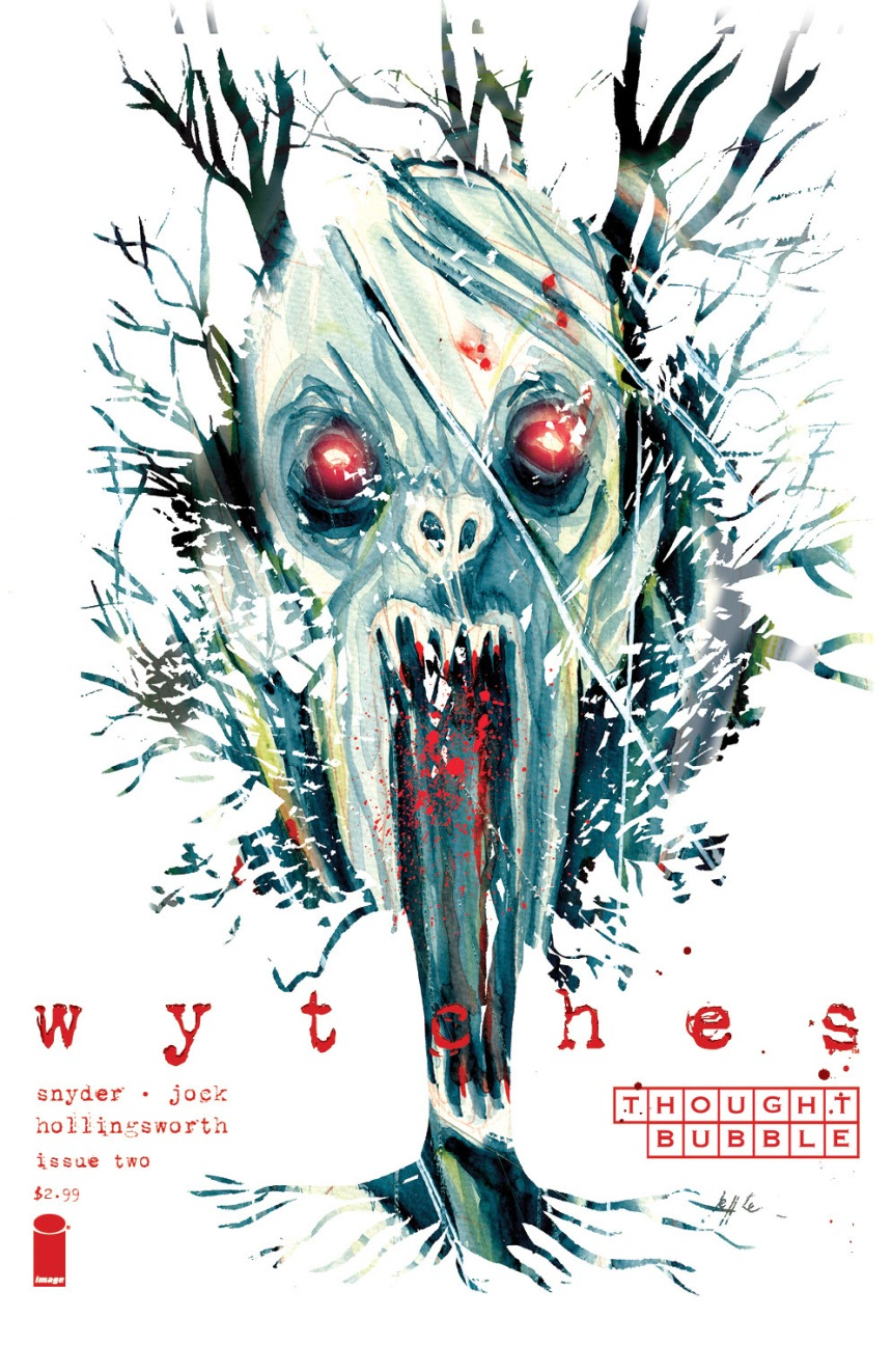 WYTCHES #2 variant