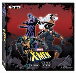 X-Men Mutant Revolution