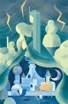 AT #36 Cover C by Rebekka Dunlap