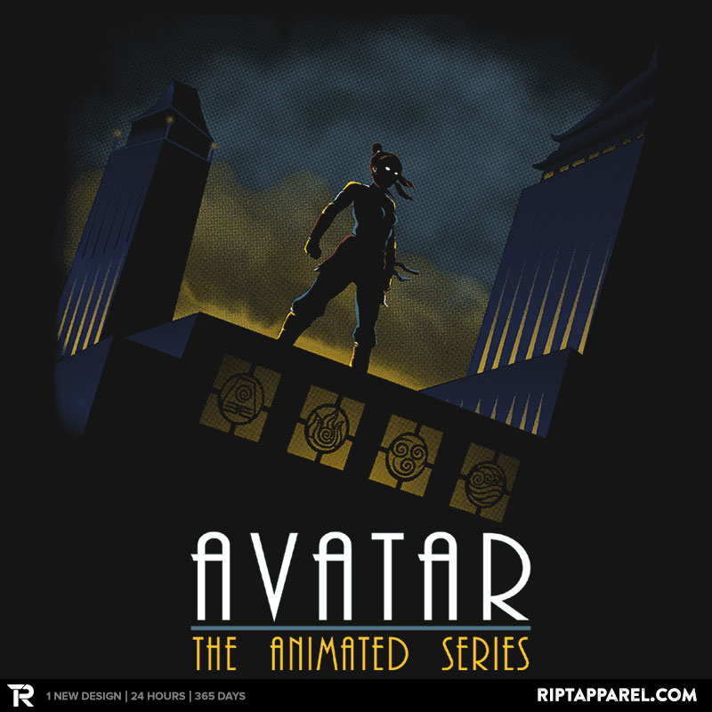 Avatar 2 2014: Fashion Spotlight: Avatar: The Animated Series