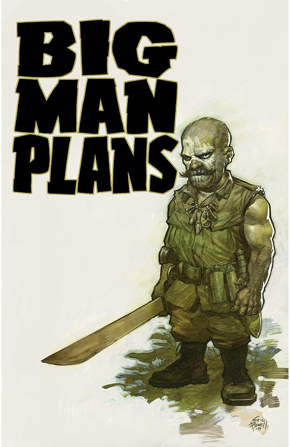 BIG MAN PLANS 2