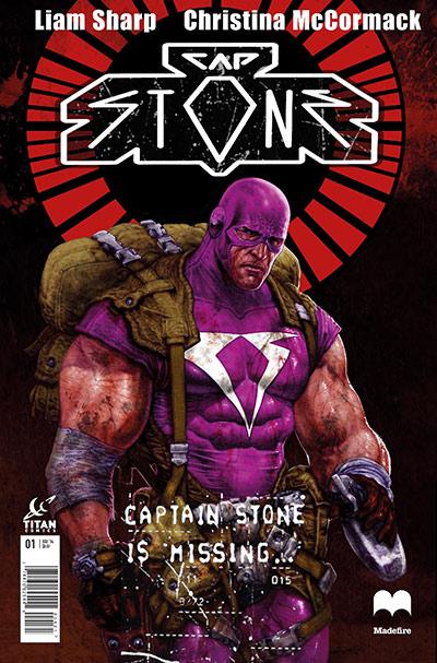 CapStone_#1_Cover