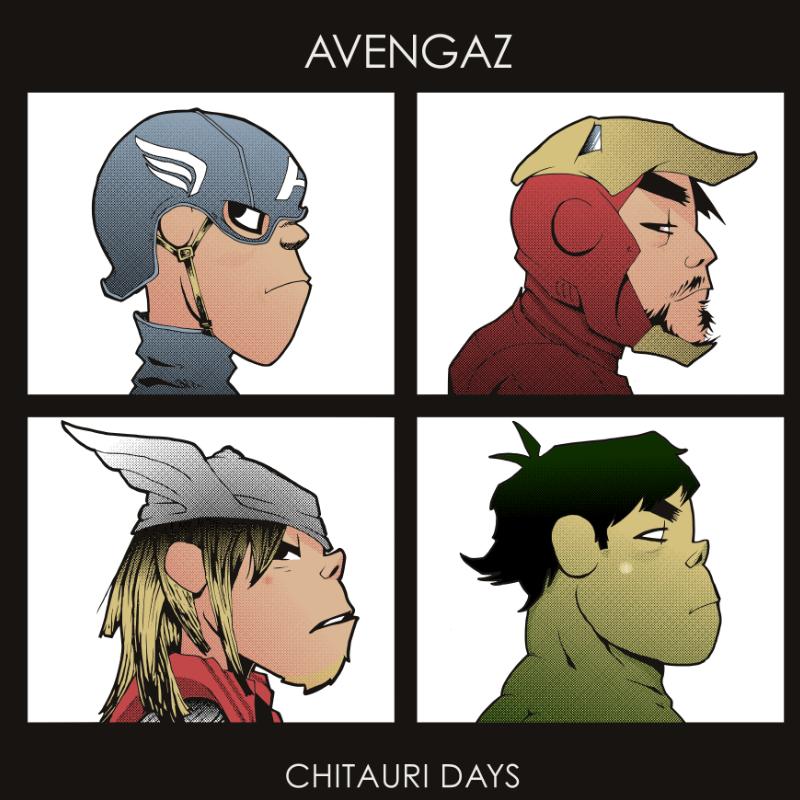 Chitauri Days
