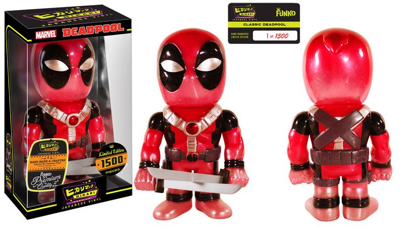 Classic Deadpool Hikari Premium Sofubi Figure